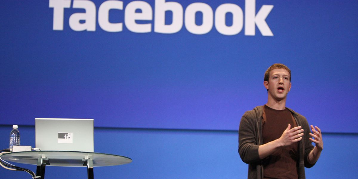 Zuckerberg S Dream Facebook Reads Your Mind And Sends Your