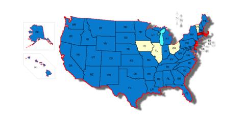 Blue, Red, Line, Carmine, Electric blue, Azure, World, Map, Aqua, Atlas,