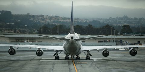 Airplane, Mode of transport, Aircraft, Airport, Infrastructure, Runway, Photograph, Aviation, Airliner, Air travel,