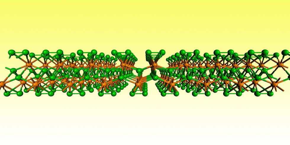 Two-Dimensional Titanium Supermaterial Does What Graphene Cannot