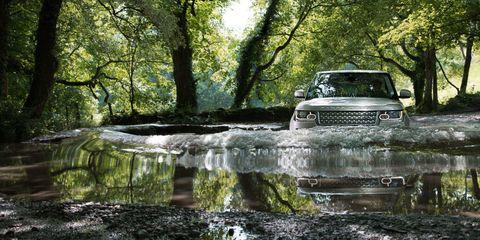 Nature, Water resources, Natural landscape, Landscape, Automotive exterior, Automotive lighting, Watercourse, Algae, Forest, Headlamp,
