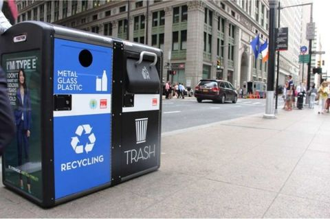 Trash Can Wi-Fi Hotspots are Coming to New York