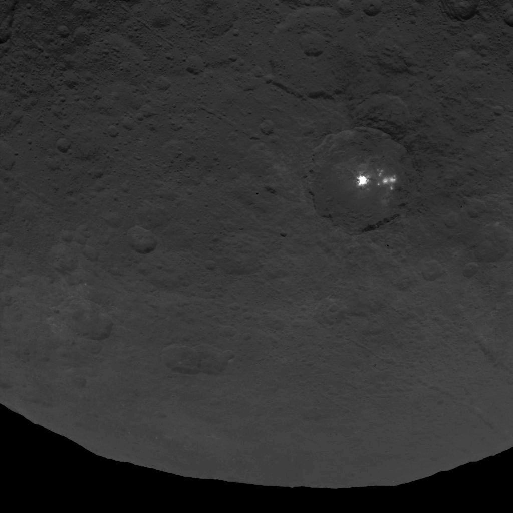 Why Aren't We Hearing More About Ceres?
