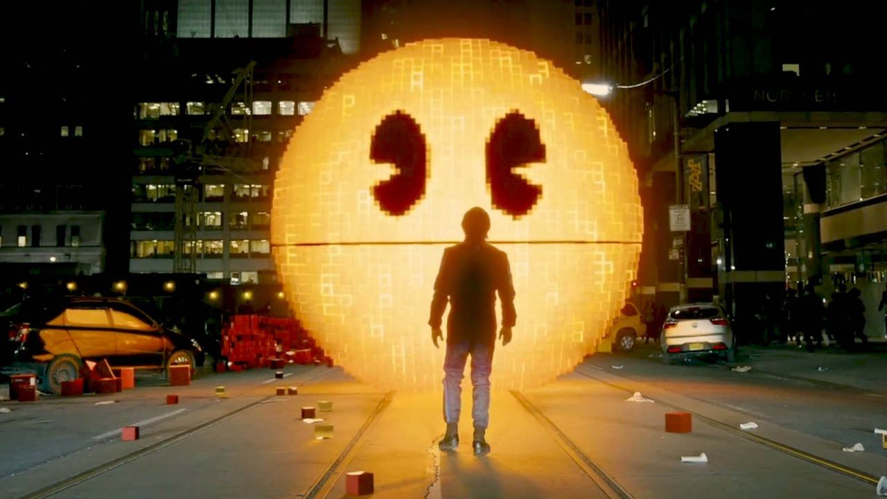 'Pixels' Review: Game Over for Adam Sandler