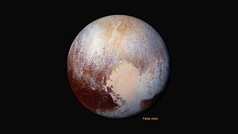 Pluto Color