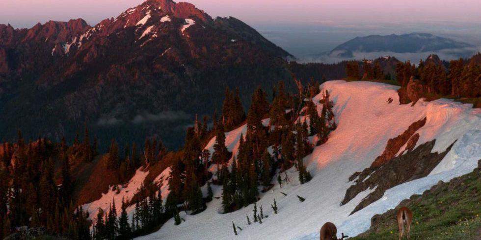 America's 21 Most Beautiful Campsites