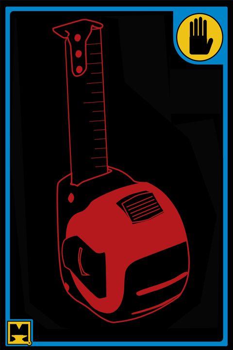 Musical instrument, Red, Technology, Carmine, Electronic instrument, Musical instrument accessory, String instrument, Parallel, Folk instrument, Illustration,