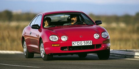 <p>What was a quad headlight rally-inspired sports coupe...</p>