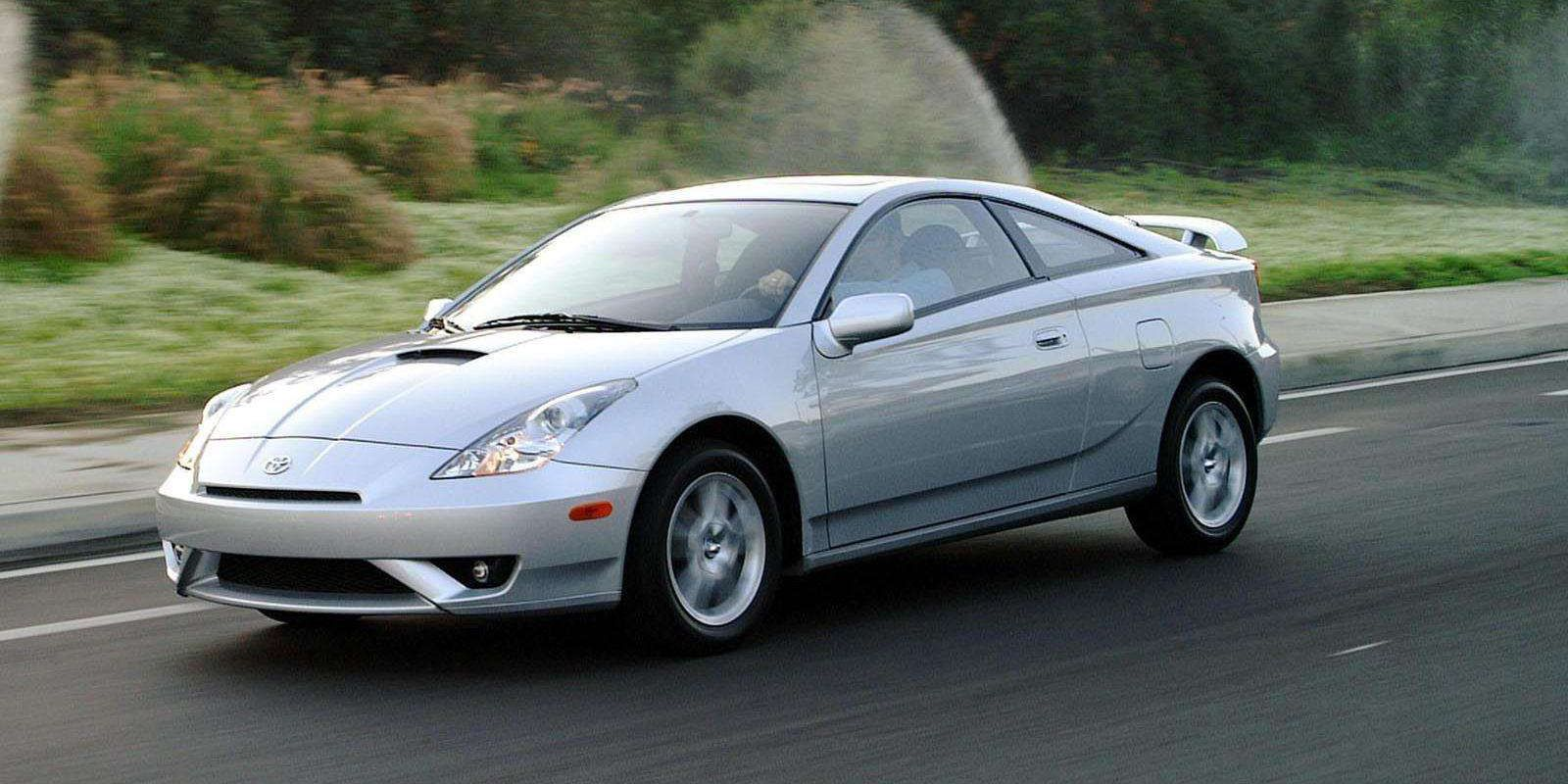 <p>...became this weird looking car with headlights bigger than most cars.</p>