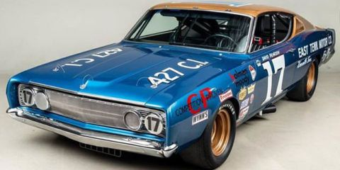 You can and probably should buy this badass 1968 nascar for Logos space torino