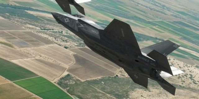 The F-35 Is (Finally) Cleared For Take-Off