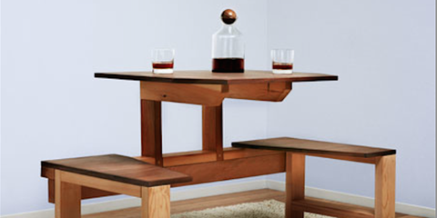 Build This Beautiful Table for Two