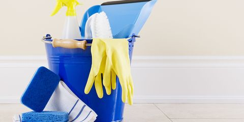 15 Secrets To Cleaning Your Home In Half The Time