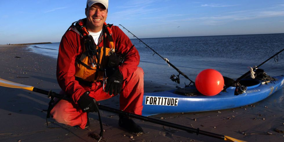How I Hooked a 400-Pound Fish From a Kayak