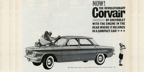These 29 Car Ads From 60 Years Ago Are Undeniably Cool