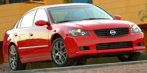 <p>Yep, Nissan made a performance Altima in 2005. Not many were sold, but it has a stiffened suspension, 10 more horsepower, and forged wheels. Worth a look.</p>