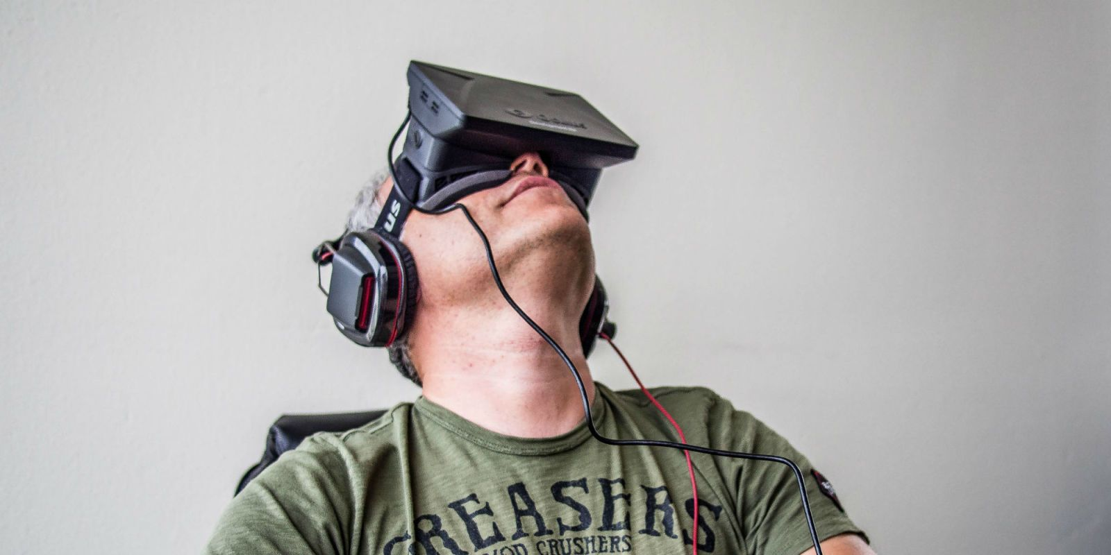 Virtual Reality's Biggest Unsolved Problem