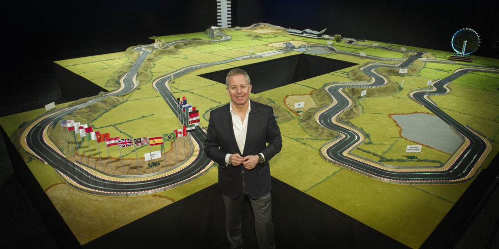 This Enormous Slot-Car Track Is Up for Auction