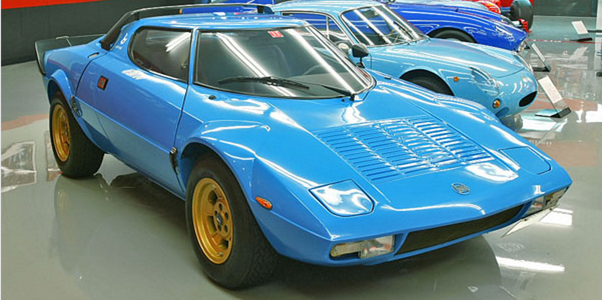 Wedge of Tomorrow: 20 of the Greatest Sports Cars of the \'70s and \'80s