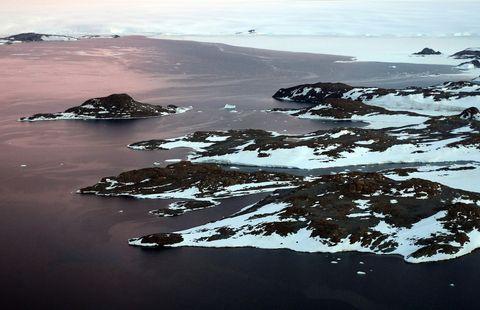 Ocean, Island, Archipelago, Islet, Sea, Coast, River island, Promontory, Inlet, Cape,