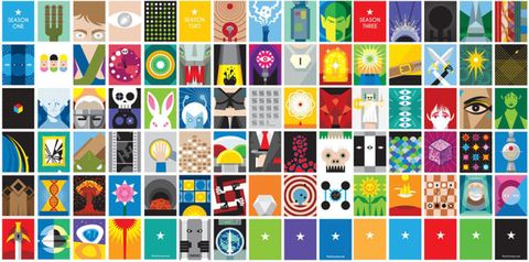 Colorfulness, Collection, Symbol, Graphic design, Square, Games, Screenshot, Graphics,