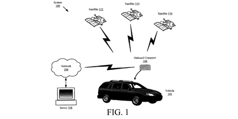 Google Patented a Method to Do Battle With Potholes