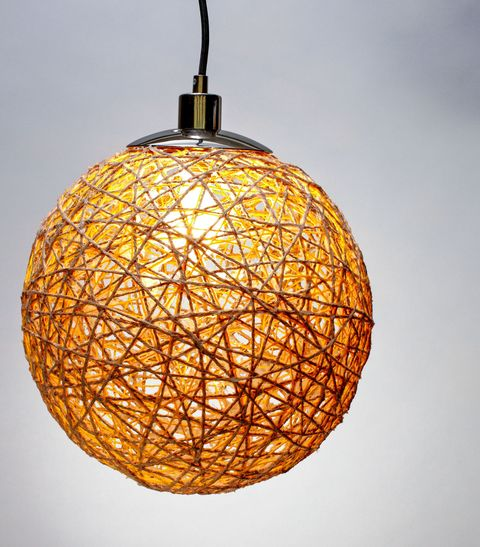 How to make a lampshade in 8 easy steps keyboard keysfo Image collections