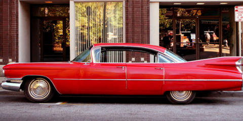 The 100 Hottest Cars of All Time