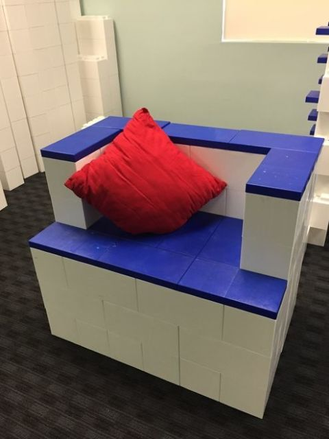 These Giant Blocks Let You Build Lego Like Furniture
