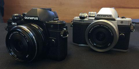 Single-lens reflex camera, Digital camera, Camera, Product, Point-and-shoot camera, Lens, Mirrorless interchangeable-lens camera, Film camera, Reflex camera, Cameras & optics,