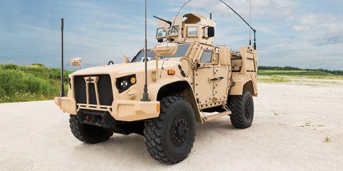 Land vehicle, Vehicle, Armored car, Military vehicle, Car, Motor vehicle, Armored car, Mode of transport, Humvee, Military,