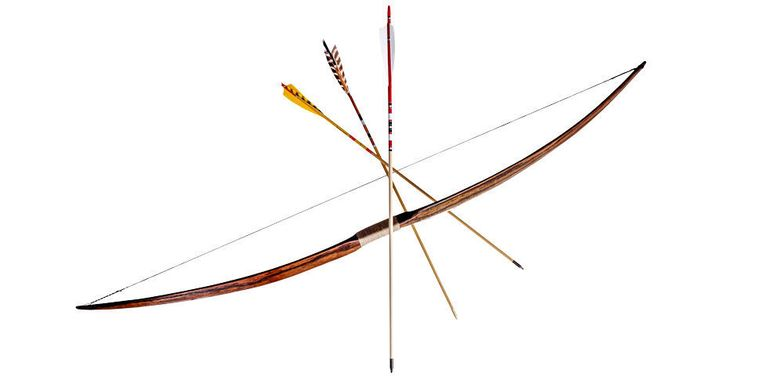 How to make a bow and arrows with your own hands