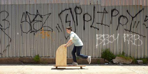 Jeans, Graffiti, T-shirt, Wall, Denim, Street fashion, Street art, Concrete, Paint, Handwriting,
