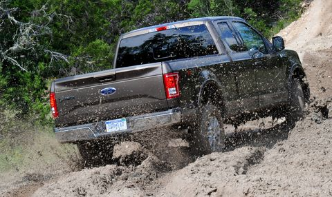 Everything You Need To Know About Off-Roading (But Were Afraid to Ask)
