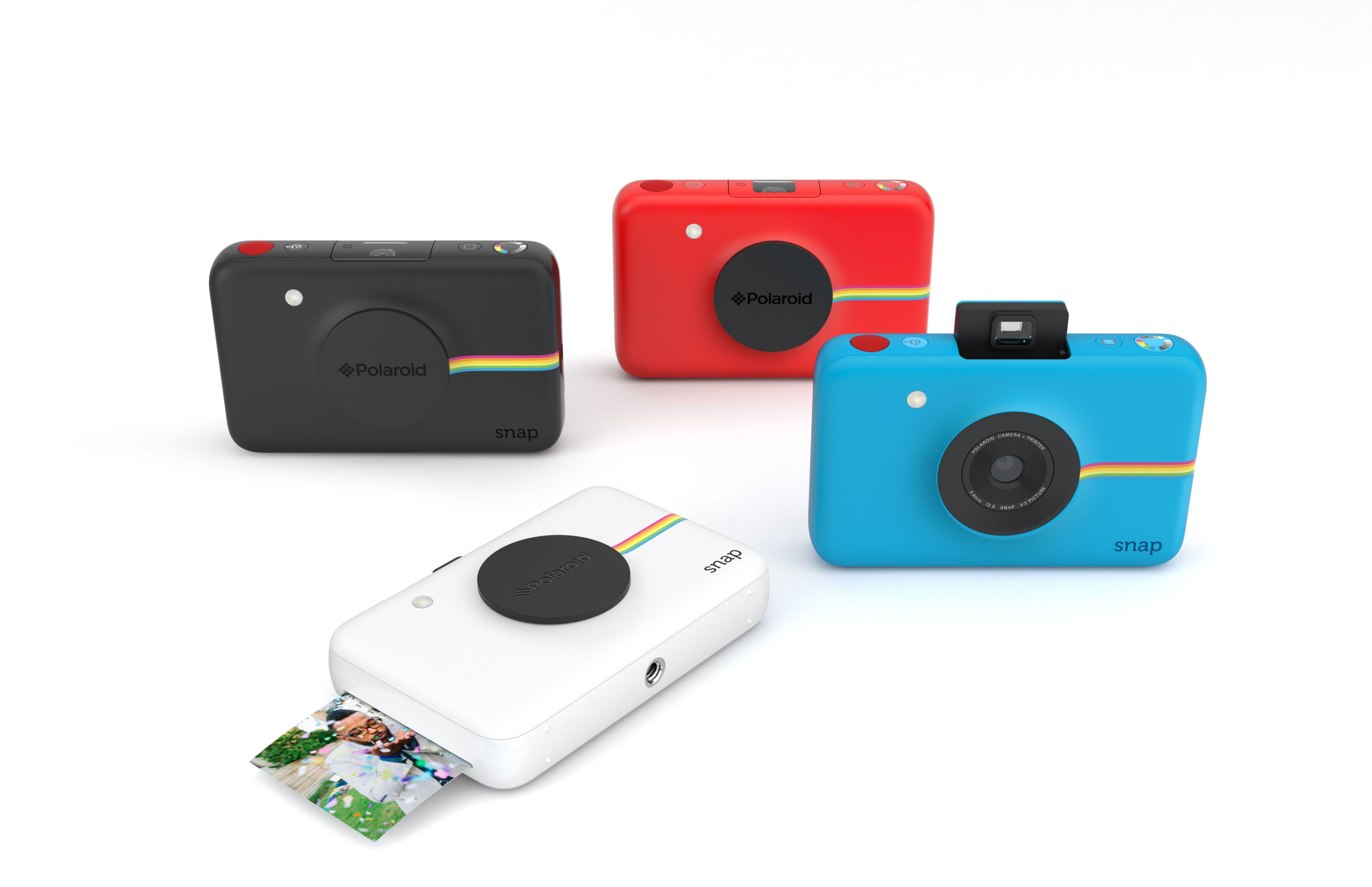 The Polaroid Snap Ups the Instant Camera Game