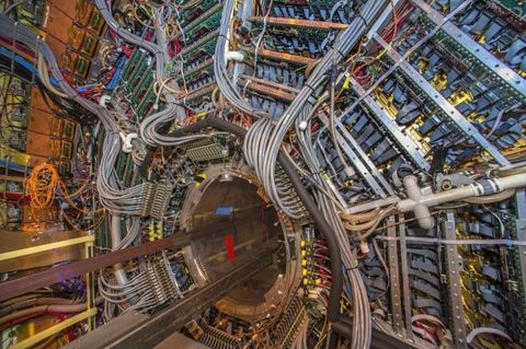 A Particle Collider Created Matter Not Seen Since the Big Bang