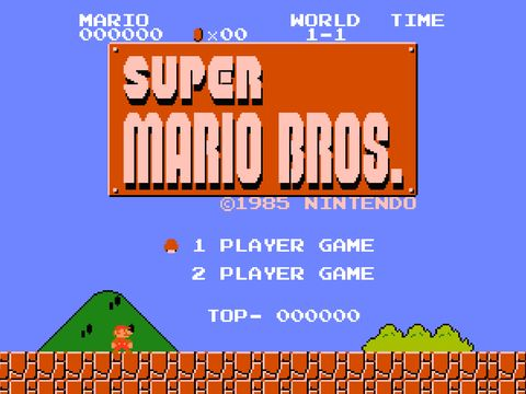 Why The Famous First Level Of Super Mario Bros Looks The Way It Does