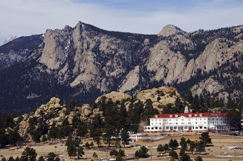 """<p><a href=""""http://www.stanleyhotel.com/"""" target=""""_blank"""">The Stanley Hotel</a> is widely considered to be one of the most haunted hotels in America, and it even served as the inspiration for Steven King's chilling novel, """"The Shining."""" Countless guests have encountered <a href=""""http://www.stanleyhotel.com/media-center/Stanley-Ghost-Stories-Shine-with-Authenticity"""" target=""""_blank"""">paranormal activity</a>, including doors shutting, pianos playing and unexplained voices, while visiting the hotel, especially on the fourth floor and in the concert hall. The hotel even offers ghost tours and an extended <a href=""""http://www.stanleyhotel.com/tours"""" target=""""_blank"""">five-hour paranormal investigation</a>.</p>"""