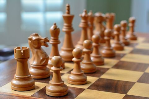 Indoor games and sports, Wood, Brown, Board game, Hardwood, Tabletop game, Chess, Line, Games, Tan,