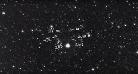 This Photo Captured Pluto 5 Years Before Its Official Discovery