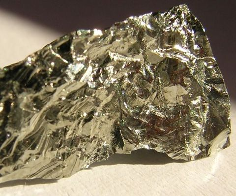 Space, Mineral, Silver, Natural material, Macro photography, Quartz, Chemical substance, Transparent material,