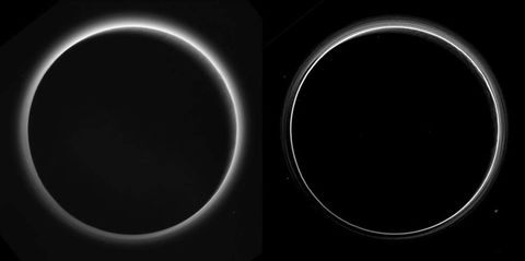 Space, Celestial event, Circle, Corona, Astronomical object, Eclipse, Crescent, Still life photography, Moon, Science,