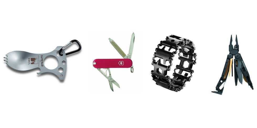 4 Great Multitools You Should Carry in Your Car