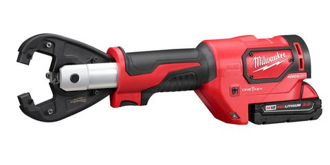 Best New Tool: The Milwaukee Utility Crimper