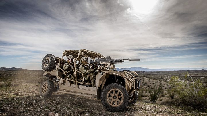 Why the Special Forces Are Falling in Love With ATVs