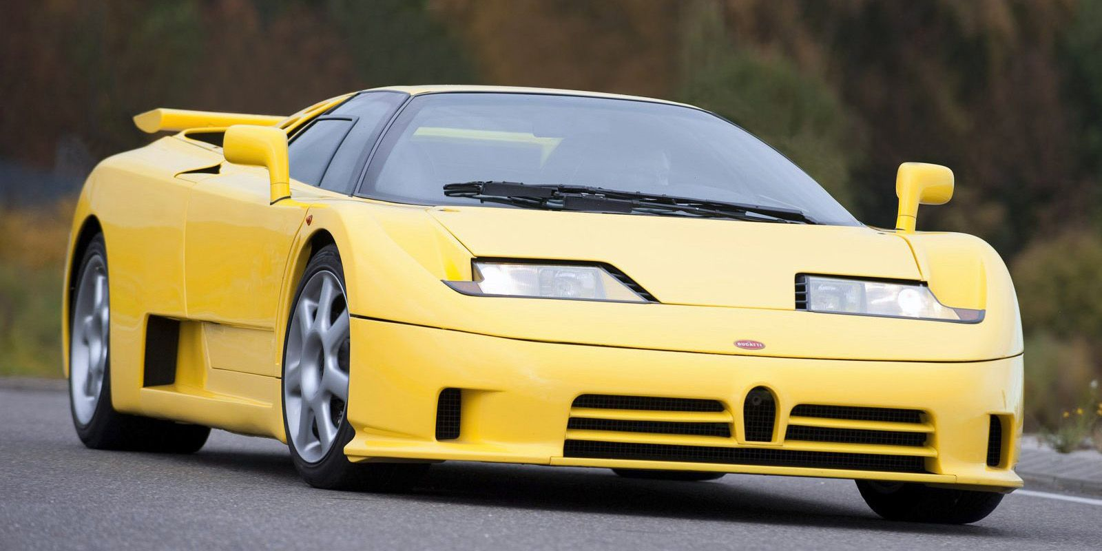<p>Despite being able to hit 216 mph and having a quad-turbo V12, the EB110 Super Sport was comfortable and luxurious on the inside. It set the stage for the Bugatti Veyron, which has also been praised for its level of amenities and interior features.</p>