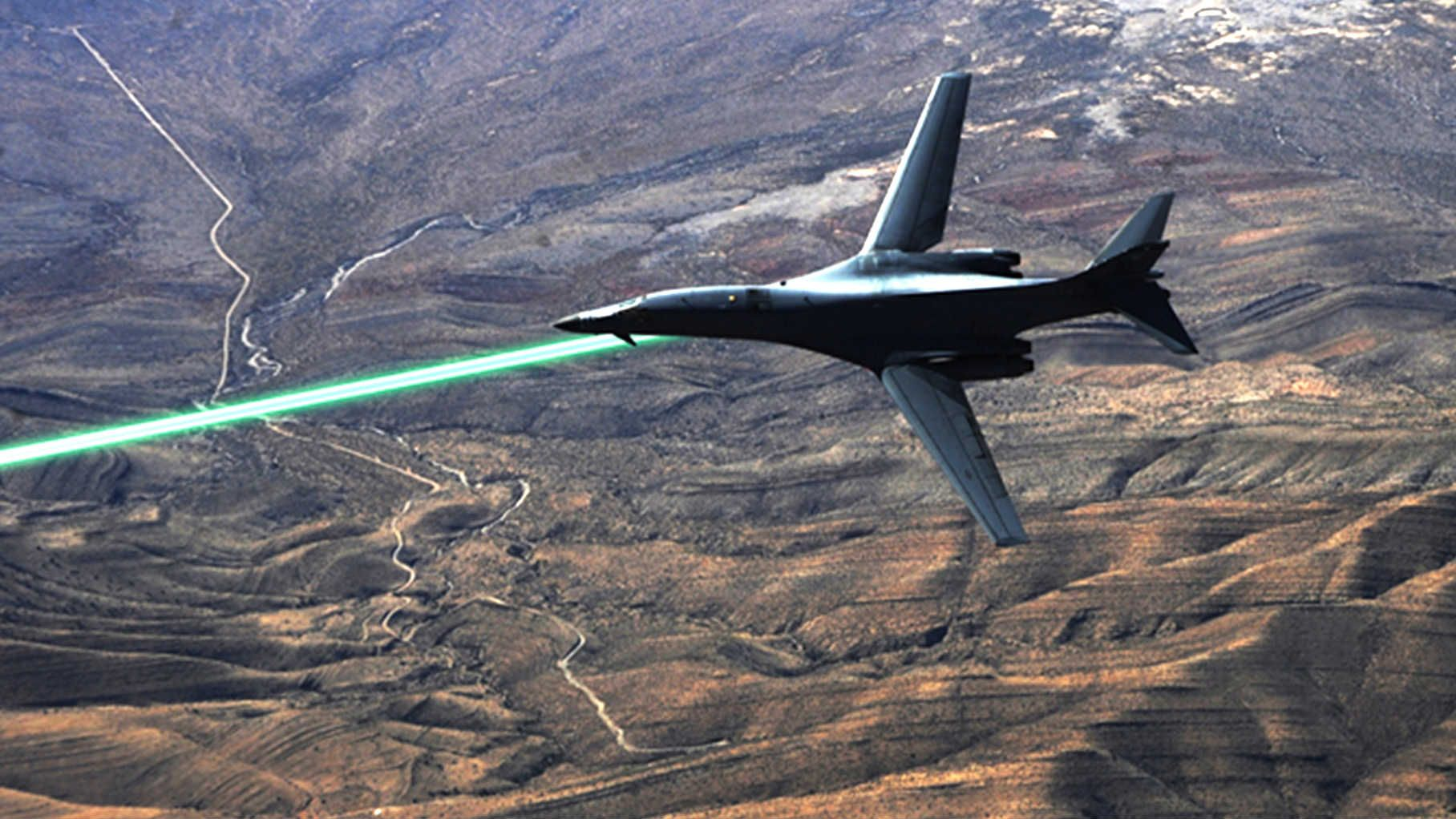 Air Force to Have Lasers on Its Fighters by 2020