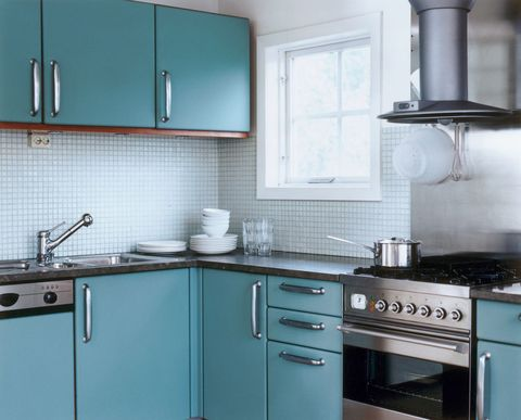 "<p>We've seen cabinets of all color that pop with personality. But the bolder the choice, the fewer people that will like it. ""I'd stay away from any decor that seems quirky or  too specific — such as purple countertops or green cabinets,"" says Redfin real estate agent <a href=""https://www.redfin.com/blog/author/julie-jacobsonredfin-com"" target=""_blank"">Julie Jacobson</a>. Show your personality with funky kitchen accessories, instead. A neutral cabinet backdrop also means new accents change your room's vibe on a whim.</p>"