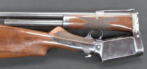 Brown, Gun, Metal, Tan, Shotgun, Black, Steel, Trigger, Everyday carry, Material property,