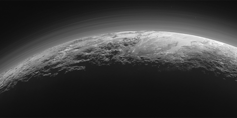 Atmosphere, Astronomical object, Atmospheric phenomenon, Monochrome photography, Space, Liquid, Monochrome, Black-and-white, World, Planet,